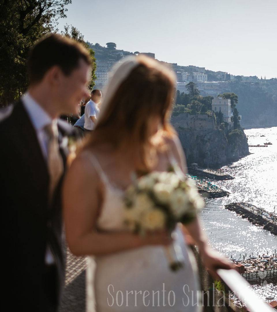your wedding in Sorrento